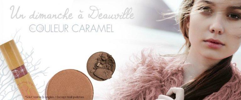 Couleur Caramel *Un dimanche à Deauville*