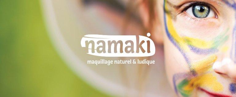 Maquillaje Infantil Namaki