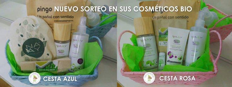 Productos ecológicos línea Bebé