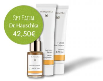 sorteo dr hauschka set facial set corporal en sus cosm ticos bio. Black Bedroom Furniture Sets. Home Design Ideas