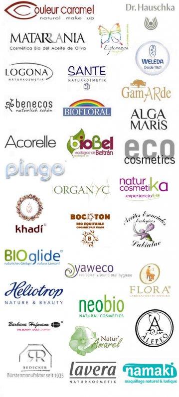 Marcas cosméticos ecológicos