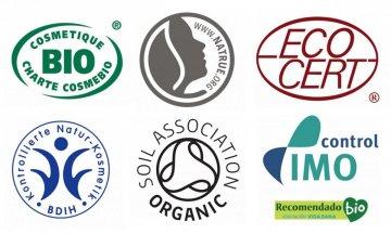 Certificados Cosmética Natural para ofertas navidad