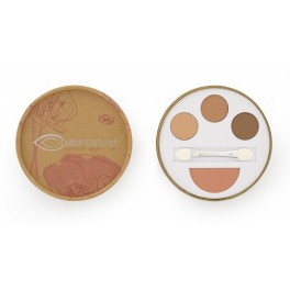 COULEUR CARAMEL KIT FLASH MAKEUP Nº 36 EMBRUNS