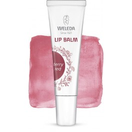 Bálsamo labial Weleda con color berry red 10ml