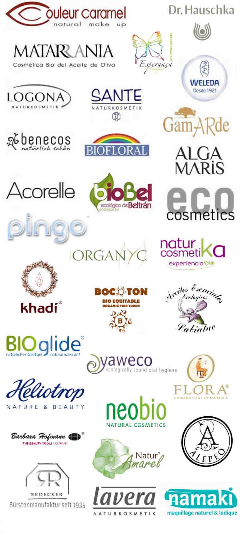 Marcas cosmética natural Sus Cosméticos Bio