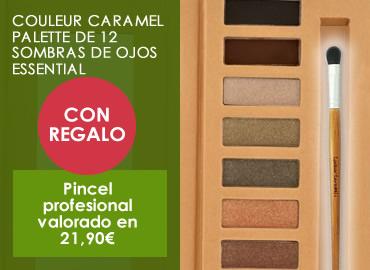 COULEUR CARAMEL PALETTE DE 12 SOMBRAS DE OJOS ESSENTIAL